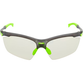 Rudy Project Agon Glasses frozen ash - impactx photochromic 2 brown